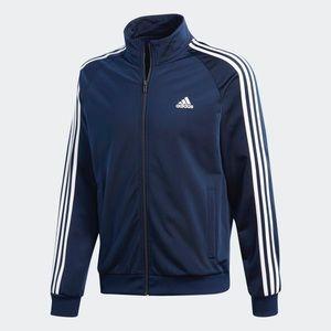 Adidas Essentials Triple Stripe Men's Jacket Sz. S